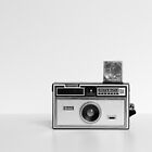 Vintage Instamatic Camera by Maren Misner
