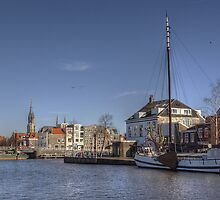 View of Delft by Thea 65