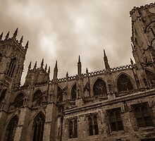 York Minster by Stuart Howard
