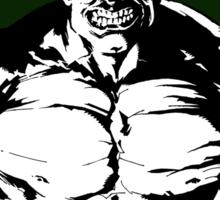 The Incredible Hulk Sticker