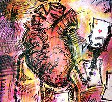 Hearts by Lincke