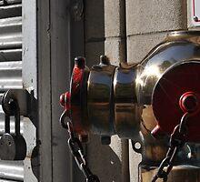 Standpipe - West 86th Street by Howard Freeman