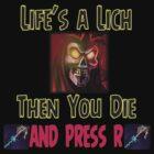 Karthus - Life's a Lich by LostKittenClub