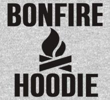Bonfire Hoodie by Alan Craker