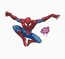 Amazing Spidey-Man by ReddRonin
