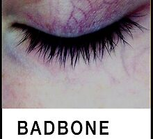 Bad Bone (Pantone) Closed Eyelid 11:11 by bexsimone