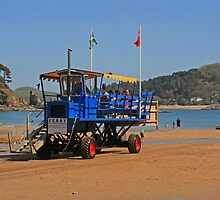 Sea Tractor by RedHillDigital