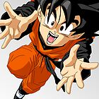 Goten DBZ Design by PMckennaDesigns