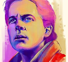 Marty McFly  by carbine