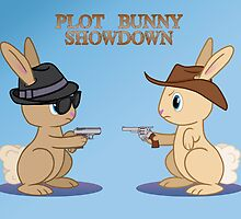 Plot Bunny Showdown by Catherine Dair