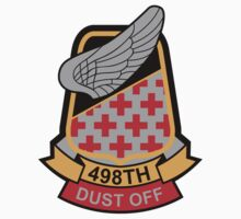 498th Medical Company Air Ambulance - Dustoff by VeteranGraphics