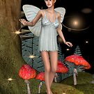 Fairy Butterfly by Vac1