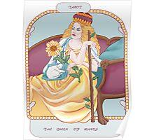 Queen of Wands Poster