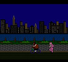Punchout Night Runnin' by MasterGamer64