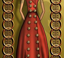 Ring and Dots by Troy Brown