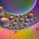 Rainbow bubbles by gmws