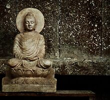 Buddha  by Kim-maree Clark