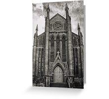 Cheap Street Church Greeting Card
