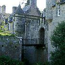 Cawdor Castle by hans p olsen