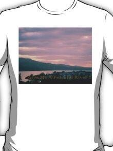 Peaceful River T-Shirt
