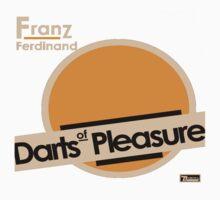 franz ferdinand darts of pleasure by Alex117j