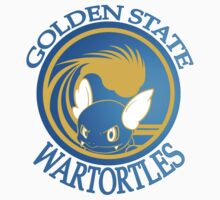 Golden State Wartortles by theTingler