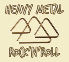 Heavy Metal Rock & Roll by ezcreative