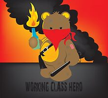working class hero by mangulica