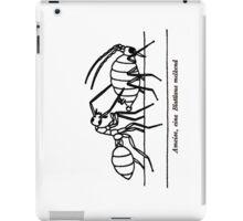 Ant & Aphid iPad Case/Skin