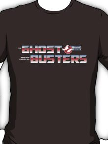 TF Ghostbusters (Ready 2 Believe) Blk ver.2 T-Shirt