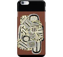 Tarnished Gold iPhone Case/Skin