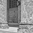 Between the Columns  by John  Kapusta