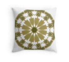 Mosaic Line 8 Throw Pillow