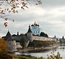 Pskov Kremlin  by mrivserg