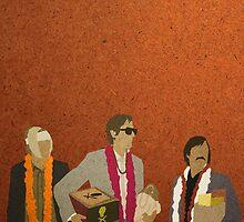 Jack, Francis & Peter by godzillagirl