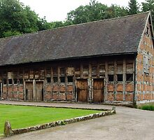 Tithe Barn by nigelphoto