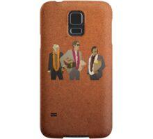 Jack, Francis & Peter Samsung Galaxy Case/Skin