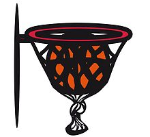 Basketball basket sports funny by Motiv-Lady