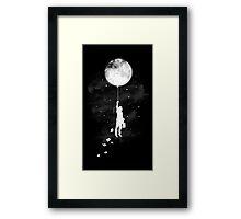 Midnight traveler Framed Print