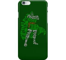 Foot of Doom iPhone Case/Skin