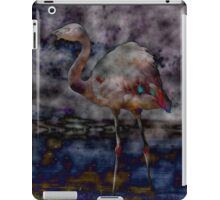 Acid + Flamingo iPad Case/Skin