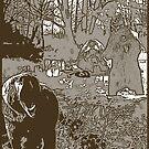 Where's Goldilocks? by vampyremuffin