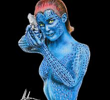 Mystique - X-Men: Days of Future Past (Jennifer Lawrence) by JHallam