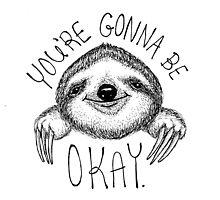Slothspiration by Jason Castillo