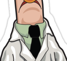Beaker - Muppets Sticker