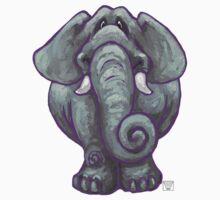 Animal Parade Elephant Kids Clothes