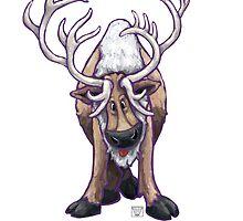 Animal Parade Reindeer by Traci VanWagoner