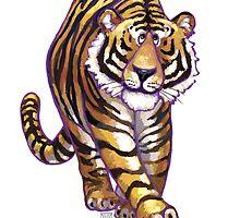 Animal Parade Tiger by Traci VanWagoner