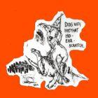 Partydog by Angelina Elander