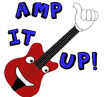 Amp It Up by redqueenself